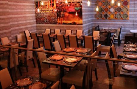 Aamchi Mumbai restaurant